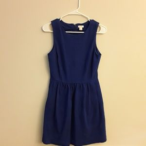 J Crew Adorable Blue Dress - Size XS